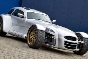 Donkervoort To Unveil New Model In Geneva
