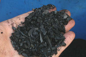 Smoldering 'Biochar' Reduces CO2 Pollution