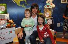 Charitable Teen Stars - Zac Efron Spreads Cheer for Sick Kids