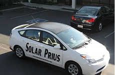 Boost Your Prius Fuel Economy by Hooking Up Solar Energy Modules