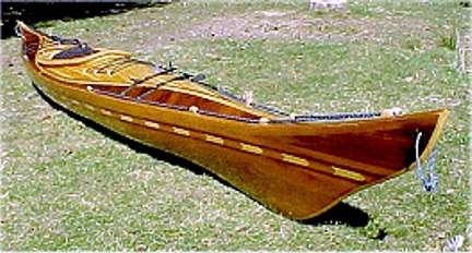 Custom Cedar Strip Boats