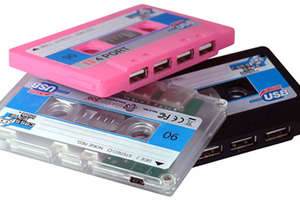 Cassette Chic Designs for Modern Times