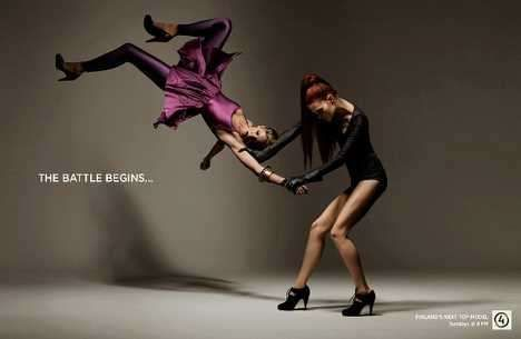 Top 50 Ad Campaigns in 2008