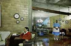 Portraits of Domestic Workers - 'Domesticas' Explores Relationship Between Servants and