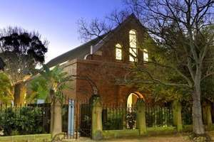 Converted Church Gives New Meaning to Living in the House of God