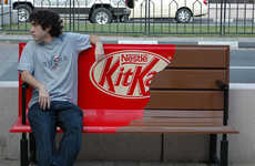Have a Break, Have a Seat  on a Kitkat Bar