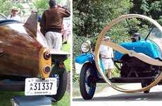 Propeller-Powered Vehicles
