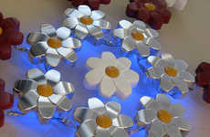 Modular Flower-Inspired Heating