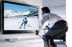In-Home Ski Simulators