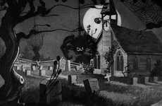 Scary Disney Footage - 80 Years Later, This Retro Animation is Still Relevant