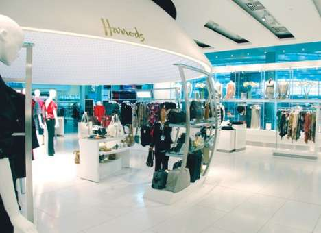 Splurge-Worthy Airport Shopping - Heathrow's Terminal 5 Rivals Rodeo Drive (UPDATE)