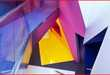 Bright Origami-Inspired Buildings