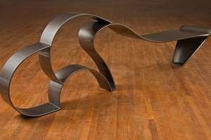 Sinuous, Free-Flowing Furniture