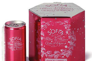 Francis Ford Coppola Presents Sofia Minis With a Straw