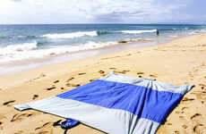 Oversized Nylon Beach Blankets