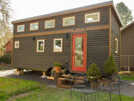 Light-Bathed Tiny Homes - The Hikari Box is Designed to Maximize Space and Natural Light