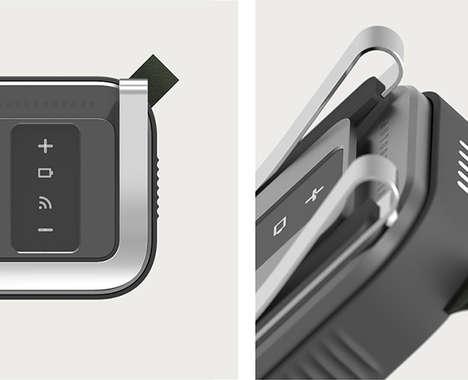 Wearable Lapel Cameras