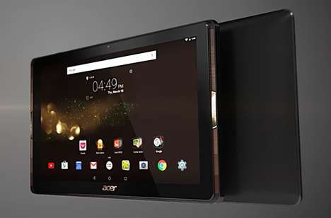 Multifaceted Compact Tablets - This New Acer Tablet Features Top-Notch Processing Power