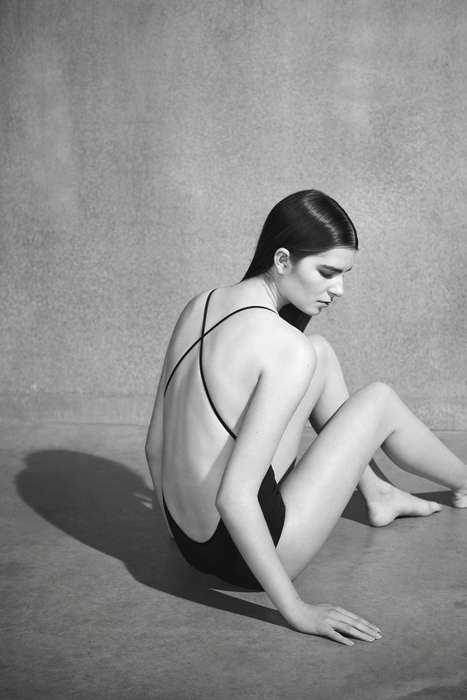 Minimalist Swimsuit Collection - The Debut COS Swimwear Line is as Simple and Stylish as Its Clothes
