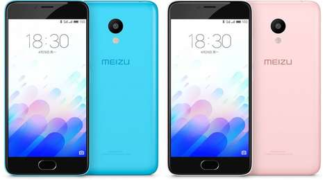 Premium Affordable Smartphones - The Meizu M3 is Set to be Available in China for $92