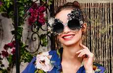 Embellished Eyewear Campaigns