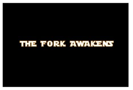 Sci-Fi Culinary Pop-Ups - 'The Fork Awakens' is a Star Wars-Themed Pop-Up Set to Open This Summer