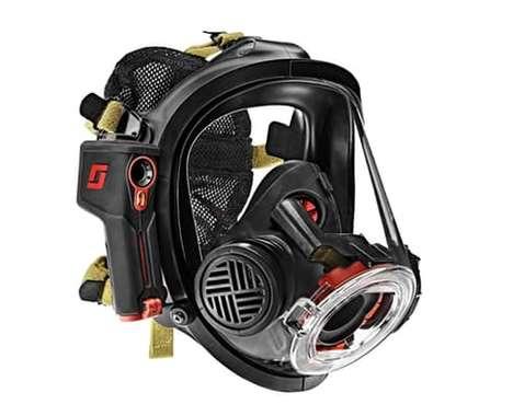 Thermal Imaging Firefighter Masks