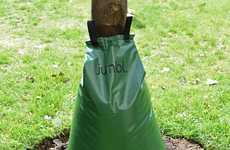 Tree-Hugging Watering Bags