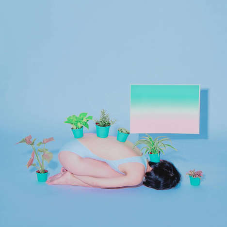Sweetly Surreal Photography - Artist Sydney Sie Creates Playfully Abstract Images