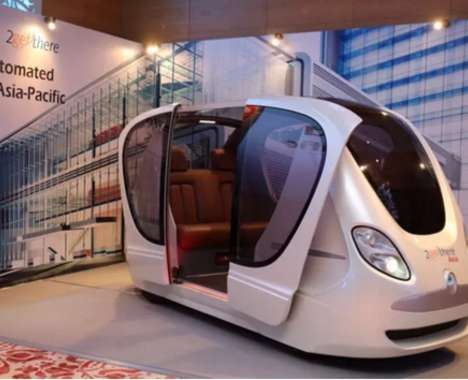 Top 30 Transportation Innovations in May