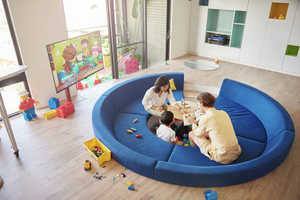 HAO Design Creates a Playful Home Perfect for Families