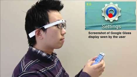Gesture-Control Smart Glasses - These Smart Glasses Help the Visually Impaired Navigate Devices