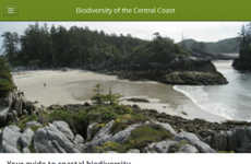 Coastal Biodiversity Apps - This Wildlife App Showcases the Species of British Columbia's Coast