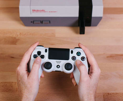Cord-Cutting Console Adapters - The Analogue 'Retro Receiver' Lets Users Port Any Wireless Gamepad
