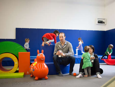 Indoor Playground Workshops - Sprouts Kids Hosts Family-Friendly Fitness, Play and Dance Workshops
