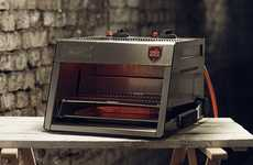 Speedy Cooking Kitchen Grills