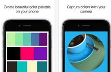 Surrounding Color-Capturing Apps