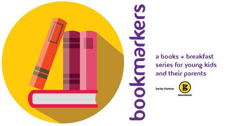 Educational Breakfast Programs - The 'Bookmarkers' Series Involves Book Presentations Over Breakfast
