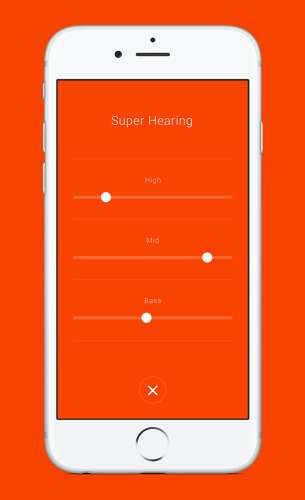 Digital Hear-Increasing Platforms - The Hear Software App Cancels Out Noise for Augmented Listening