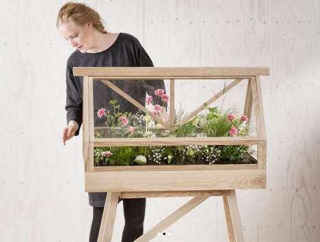 Top 100 Eco Ideas in May - From Portable At-Home Greenhouses to Hotel Gardening Initiatives