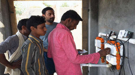 Water-Filtering Toilets - The Self-Generated Facilities are a Sanitation Solution for Indians