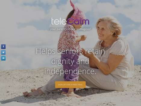 Dementia Communication Systems - teleCalm is a Phone Service for Seniors Living with Alzheimer's