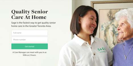 On-Demand Eldercare Services - Sage Offers Quality Senior Home Care with Extensive Interviews