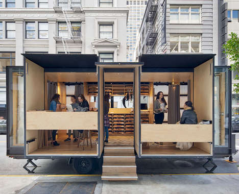 Mobile eCommerce Fitting Rooms