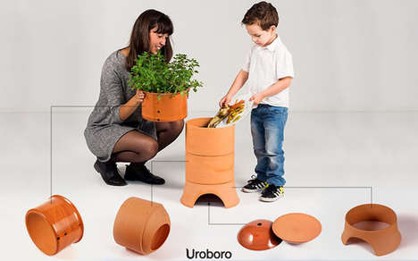 Top 45 Eco Design Ideas in May - From DIY Cardboard Toys to Floating Urban Forests