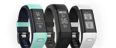 Golf-Tracking Wearables - The Garmin Approach X40 Makes Golf Training and Playing More Efficient