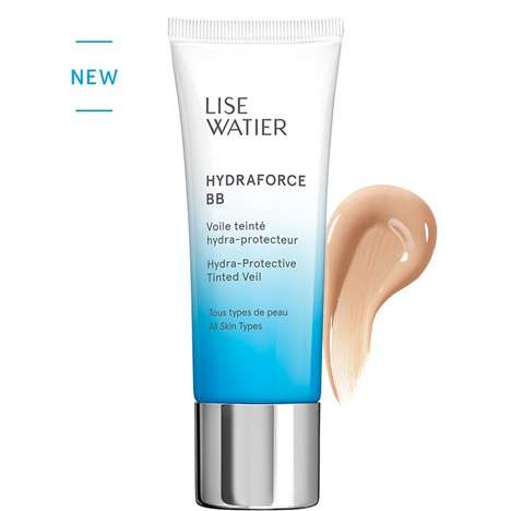 Hydrating Skincare Collections - Lise Watier's HydraForce Set Provides Year-Round Face Protection