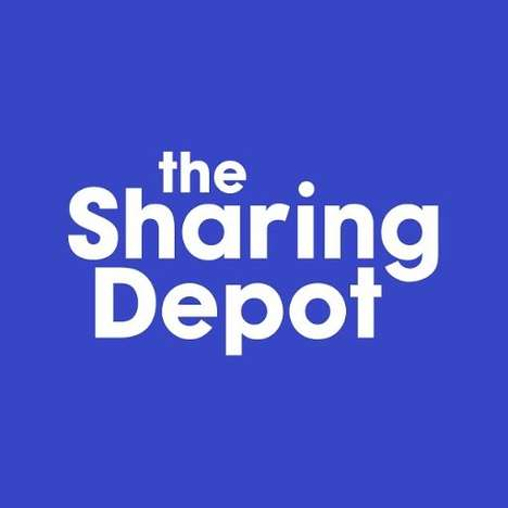Item-Lending Libraries - 'The Sharing Depot' in Toronto is a Complete Product Rental Service