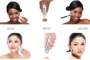 The Mink Digital Pen Lets Consumers Mix Their Cosmetics Themselves