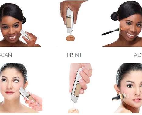 Digital Makeup Pens